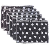 Multi Star Placemat Set of 6