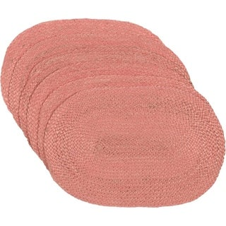 Jute Placemat Set of 6