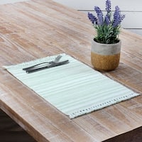 Madeline Ribbed Placemat Set of 6