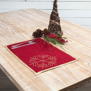 Revelry Placemat Set of 6