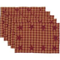 Star Placemat Set of 6