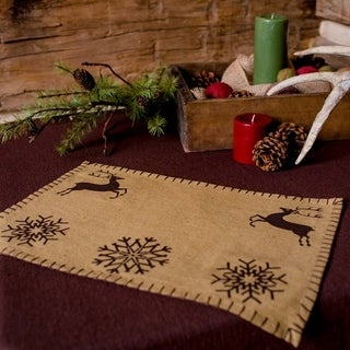 Prancer Placemat Set of 6