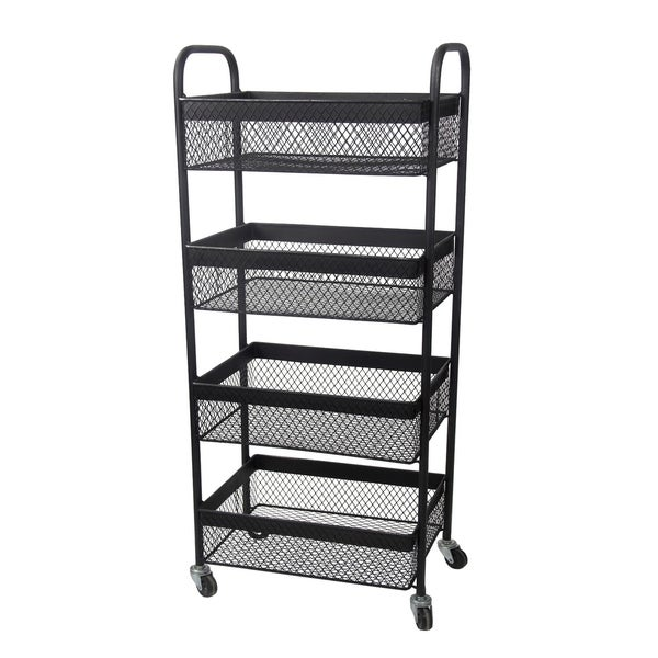4 Tier Storage Accent Unit