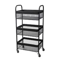 3 Tier Storage Accent Unit