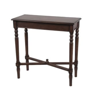 Console Table - British Brown