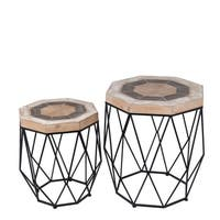 2 Pc Accent Tables