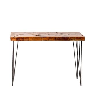 Console Table Mosaic Inlay