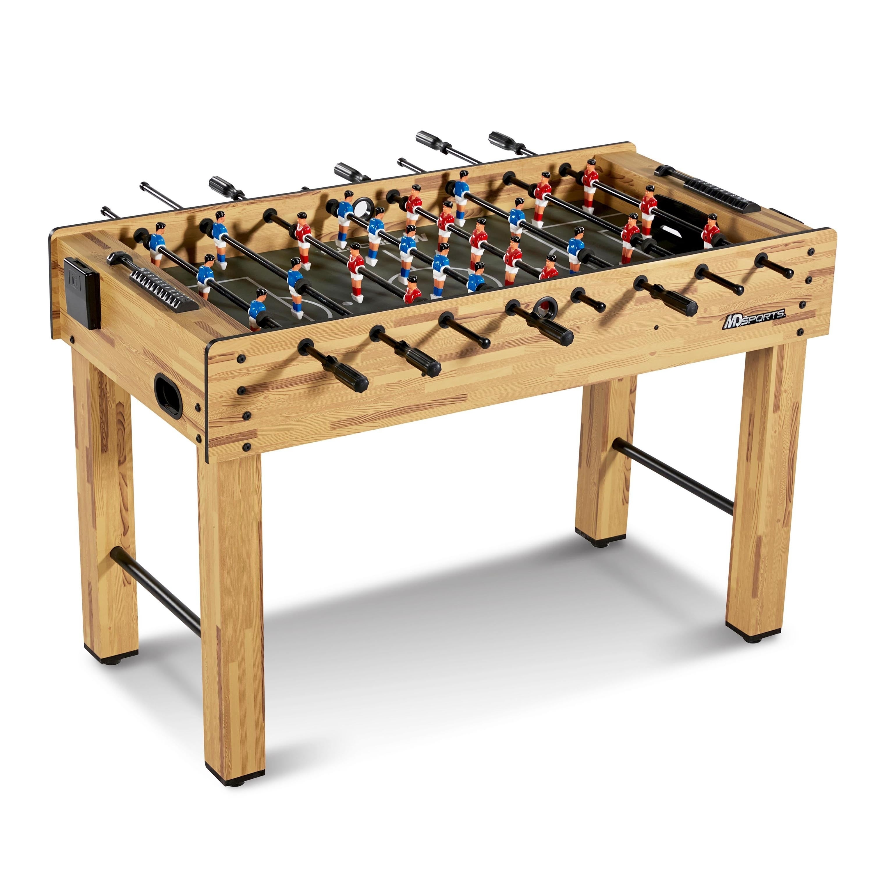 Md Sports 48 Inch Foosball Table Overstock 17933974