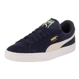Puma Kids Suede Jr Casual Shoe