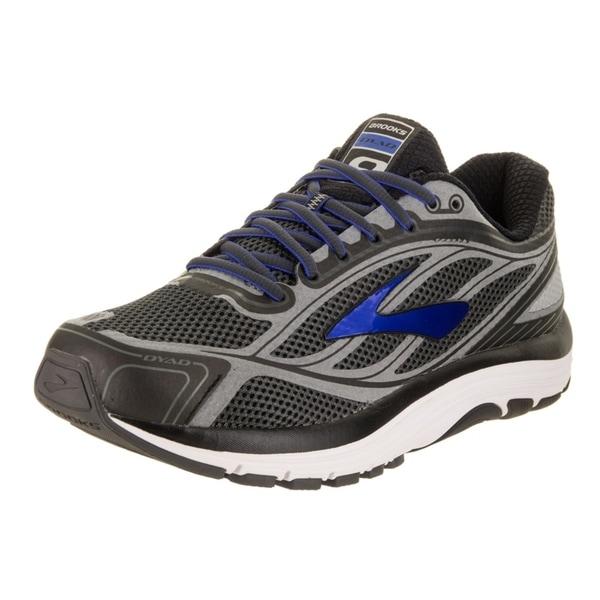 713cd37e120 Shop Brooks Men s Dyad 9 Extra Wide 2E Running Shoe - Free Shipping ...