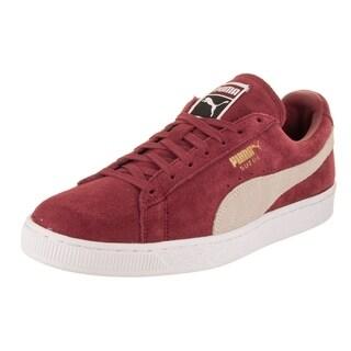 Puma Men's Suede Classic + Casual Shoe