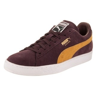 Puma Men's Suede Classic + Casual Shoe (Option: 6)