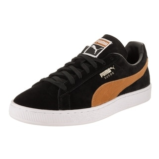 Puma Men's Suede Classic + Casual Shoe (Option: 4.5)