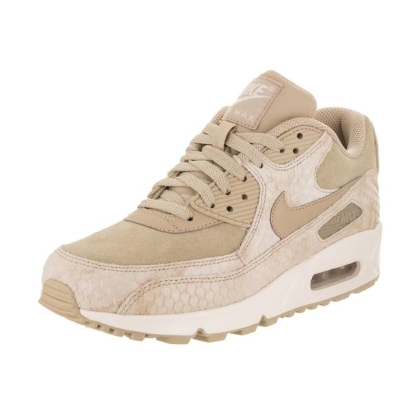 Shop Nike Women's Air Max 90 PRM Running Shoe Free