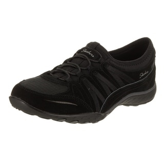 Skechers Women's Breath-Easy - Ransom Wide Casual Shoe