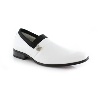 Delli Aldo Jeffrey M19238PPL Men's Dress Shoes for Work or Party (More options available)
