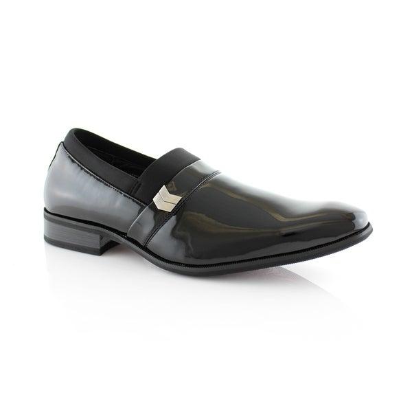 Delli Aldo Jeffrey M19238 Ppl Men's Dress Shoes For Work Or Party by Delli Aldo