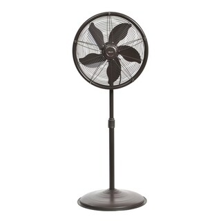 "NewAir AF-600 All-Metal 18"" Oscillating Outdoor Misting Fan"