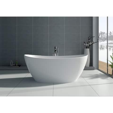 """Legion Furniture 62"""" Bathtub"""
