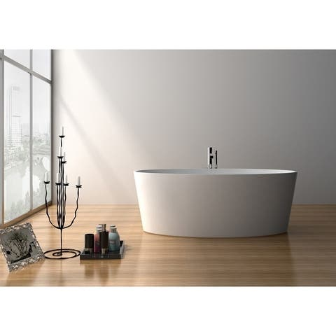 "Legion Furniture 67"" Bathtub"