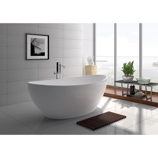 """Legion Furniture 63"""" Bathtub"""