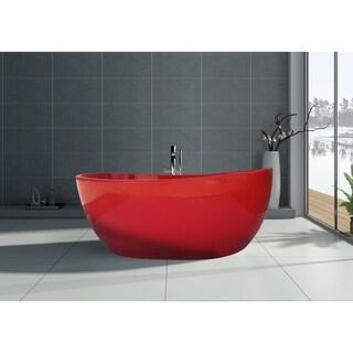 """Legion Furniture 64"""" Bathtub"""