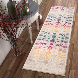 Well Woven Bohemian Modern Mension Multi Runner Rug (2'3 x 7'3)