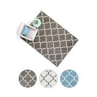 Well Woven Crystal Geometric Area Rug - 7'10 x 9'10