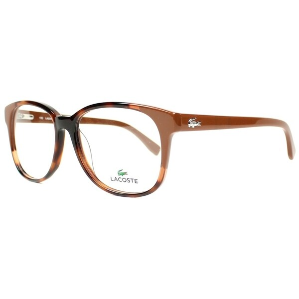 64724bb8ef Shop Lacoste Eyeglasses - Free Shipping Today - Overstock - 17935929