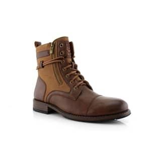 02711d86b2ddf4 Buy Brown Men s Boots Online at Overstock