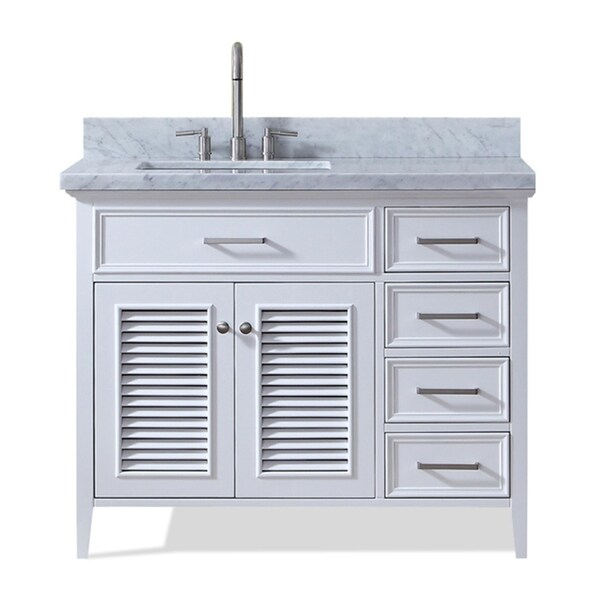 Shop Ariel Kensington 43 In Left Offset Single Sink