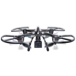 Sharper Image GPS/ HD Video Hover Drone