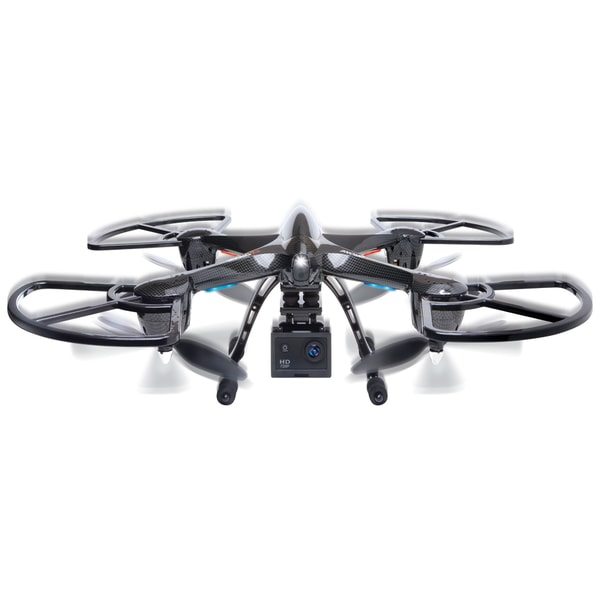 Shop Sharper Image Gps Hd Video Hover Drone On Sale Free