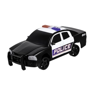 Black Series RC Drift Racer and Police Car