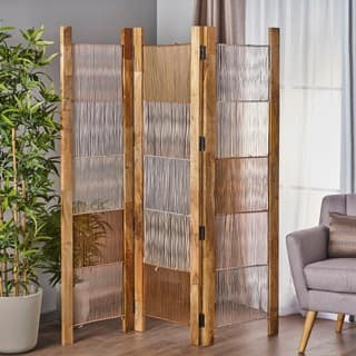 Marlowe Wood Wall Divider by Christopher Knight Home