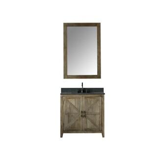 "Legion Furniture 36"" Sink Vanity with Mirror"