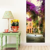 Garden House Door Wall Mural Wallpaper Removable Stickers for Home Decoration Wall Vinyl