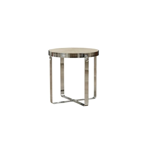 Options Silver End Round Table