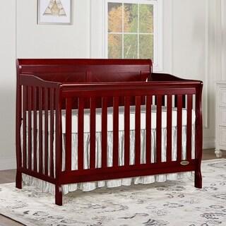 Dream On Me Ashton Full Panel Convertible 5-in-1 Crib