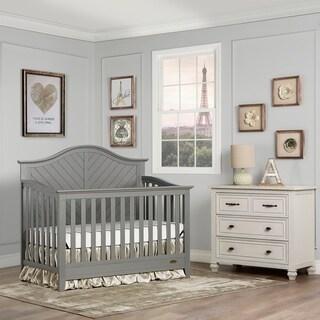 Dream On Me Ella 5 in 1 Convertible Crib