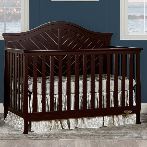 Shop Dream On Me Kaylin 5 In 1 Convertible Crib Free
