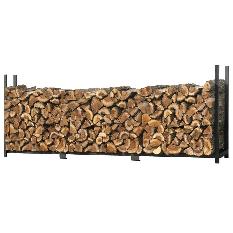 ShelterLogic Ultra Duty Firewood Rack (Ultra Duty Firewoo...