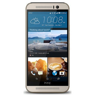 HTC One M9 32GB Unlocked GSM 4G LTE Octa-Core Android Phone w/ 20MP Camera (Certified Refurbished)