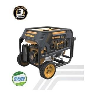 Firman H05752 Hybird Series 5700 Watt Portable Generator w/ RV Plug