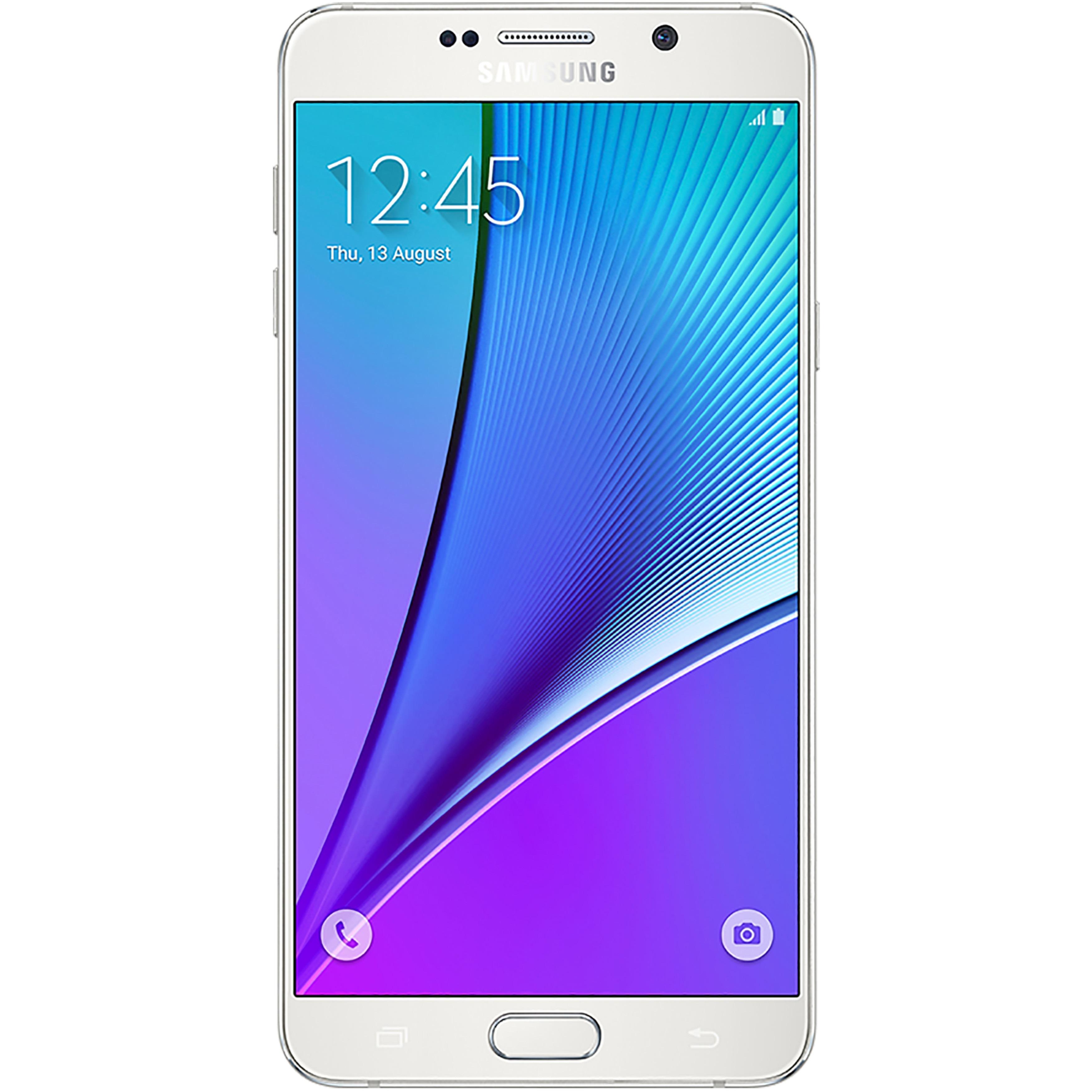 Samsung Galaxy Note 5 N920A 32GB AT&T Unlocked Phone W/ 1...