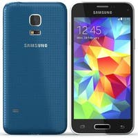 Samsung Galaxy S5 G900A 16GB Unlocked GSM Phone w/ 16MP Camera - Blue (Certified Refurbished)