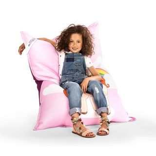 Shop Little Big Unicorn Bean Bag Chair Free Shipping