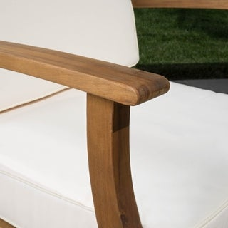 Wood Patio Furniture Shop The Best Outdoor Seating