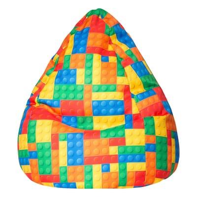 Bricks Bean Bag Chair
