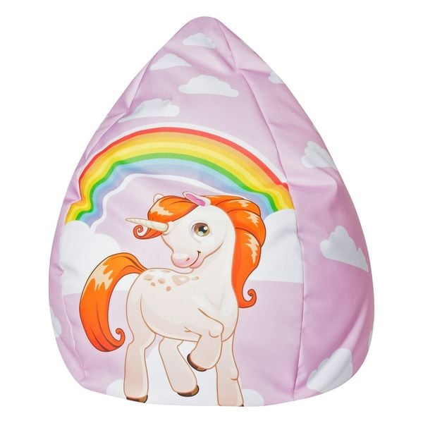 Shop Unicorn Bean Bag Chair Free Shipping Today